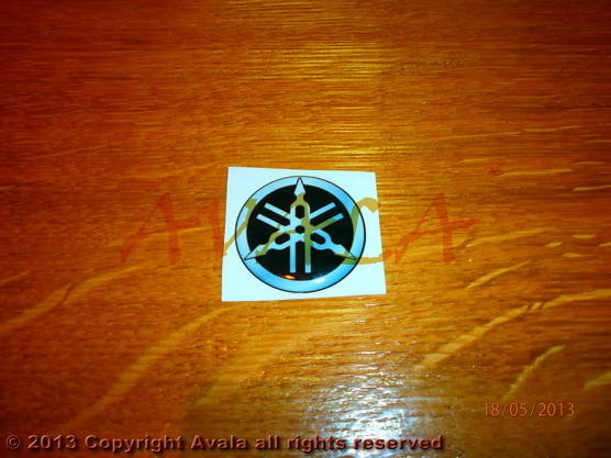 """Stiker okrugli 30mm """"Yamaha"""" *0902637*"""