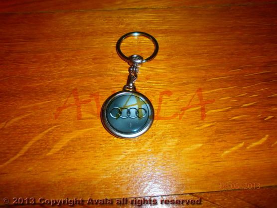 """Privezak za ključeve """"Audi"""" (novi znak) *0902648*"""