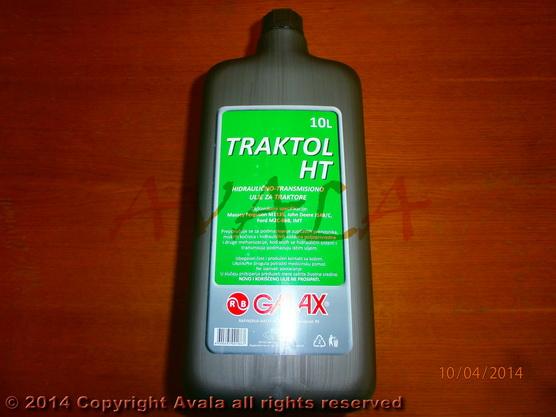 Ulje za hidrauliku Traktol HT 10/1 *0902716*