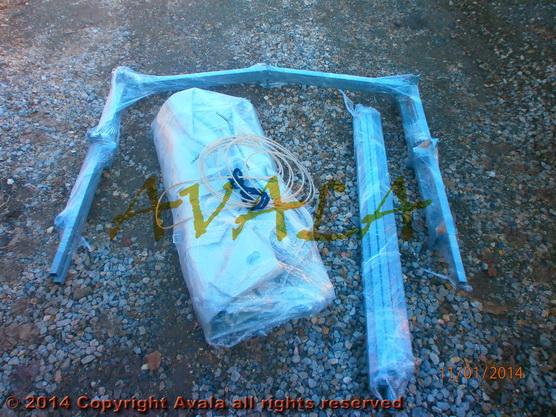 Arnjevi i cerada za TERA 1000 K sa carinskom sajlom *0902761*