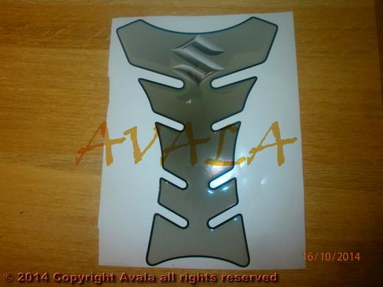 "Stiker 142x207mm ""Suzuki"" za rezervoar *0902844*"