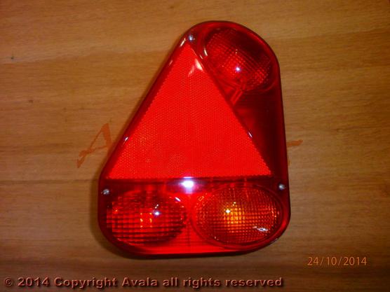 Lampa stop svetla leva *0902855*