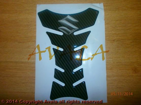 "Stiker 142x207mm ""Suzuki"" za rezervoar *0902862*"
