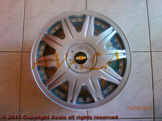 Ratkapne 14 Set 4 Komada Cc 24 Chevrolet 0902924 Avala Auto
