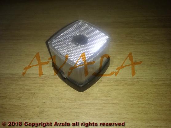 Lampa poziciona bela *0903029*