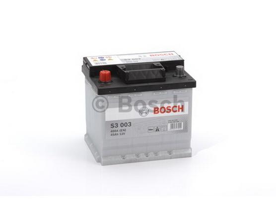 Akumulator 12V 45Ah +L 400A S3 *0903255*