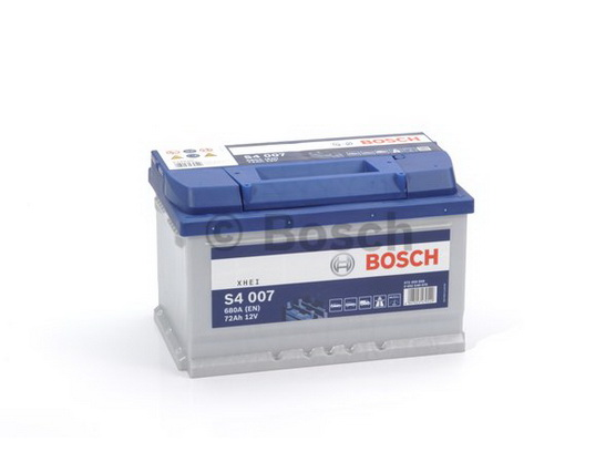 Akumulator 12V 72Ah +D 680A S4 *0903306*