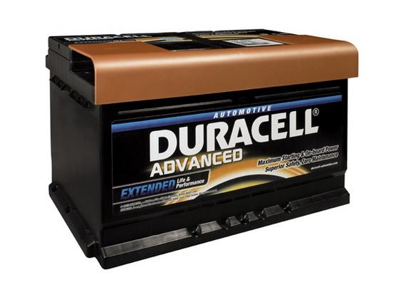 Akumulator 12V 72Ah +D 660A Advanced *0903307*