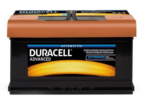 Akumulator 12V 80Ah +D 700A Advanced *0903361*