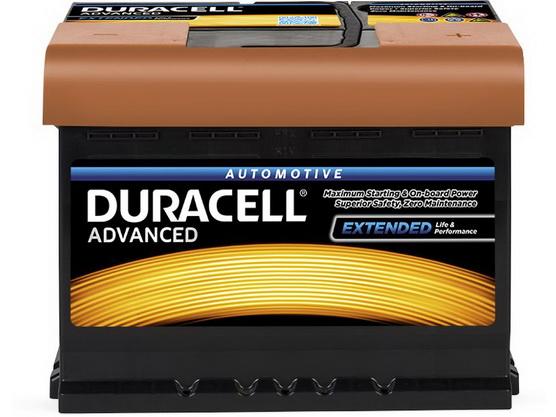 Akumulator 12V 60Ah +D 540A Advanced *0903362*