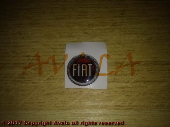 """Stiker okrugli 30mm """"FIAT"""" (stari znak) *0903389*"""