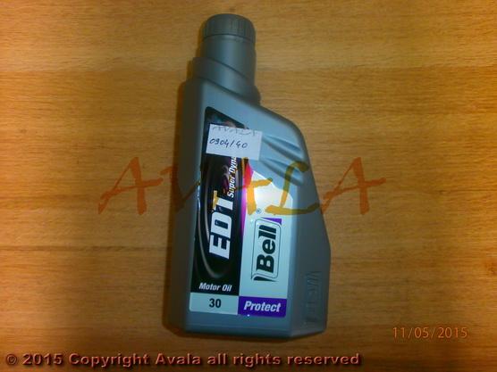 Ulje za motor EDT SAE 30 1/1 *0904140*