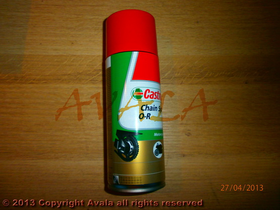 Sprej za lanac Ketten Chain Spray 400ml *0904186*
