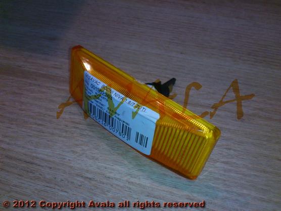 Migavac bočni žuti *1004028*