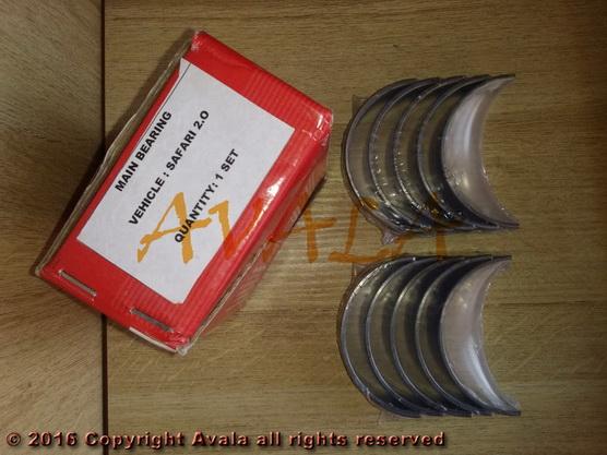 Ležajevi radilice ležeći standard *1401150*