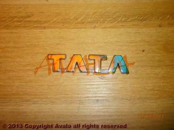 """Auto oznaka """"TATA"""" stari tip *1404057*"""