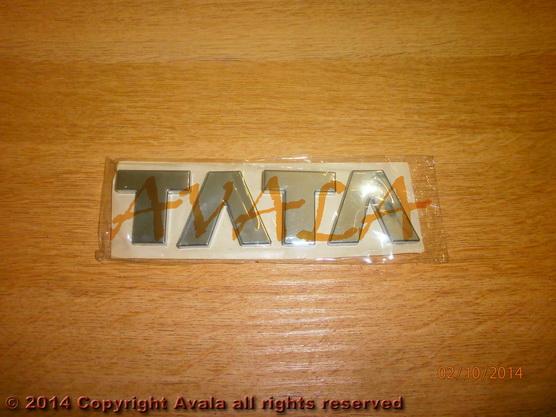 """Auto oznaka """"TATA"""" *1404146*"""