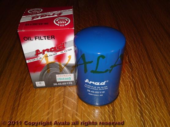 Filter ulja *1701009*