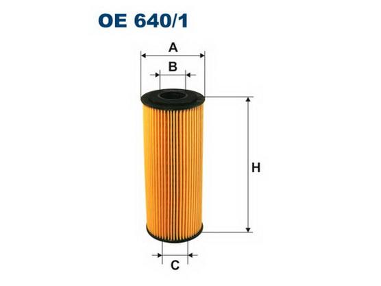 Filter ulja *1701306*
