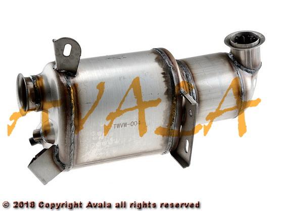 Filter tvrdih čestica čađi (DPF filter, izduvni sistem) *1703104*