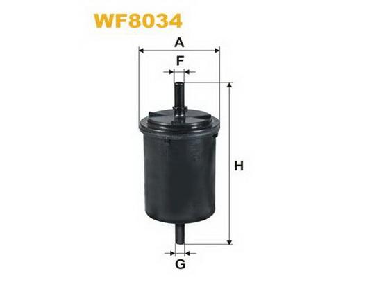 Filter goriva *1801184*