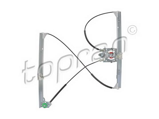 Podizač stakla prednji levi (električni) bez motora *1804214*