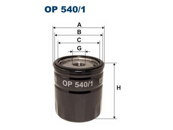 Filter ulja *1901045*