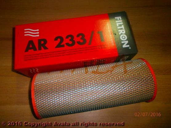Filter vazduha duži *2001001*