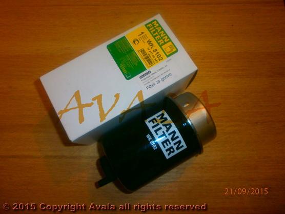 Filter goriva *2101035*