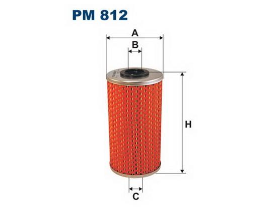 Filter goriva *2101047*