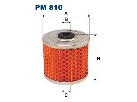 Filter goriva *2101048*