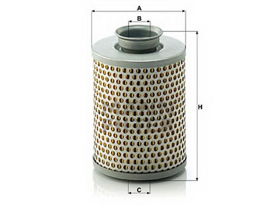 Filter hidraulike/servo volana *2104036*