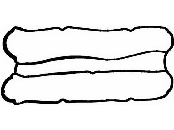 Dihtung (zaptivač) dekla ventila *2301028*
