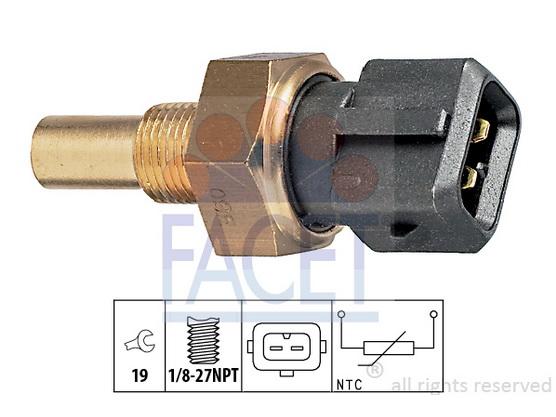 Indikator temperature (termodavač) *2301031*