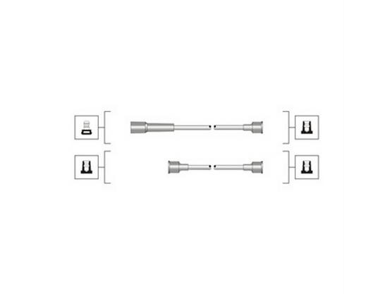 Kablovi za svećice silikonski *2301117*