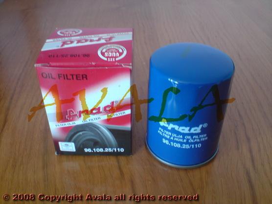 Filter ulja *2501001*