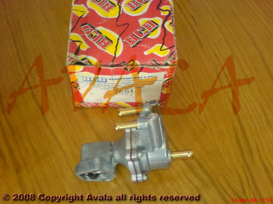 Pumpa za gorivo 903ccm karb. *2501013*