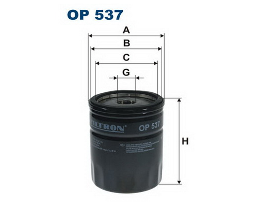 Filter ulja *2501221*