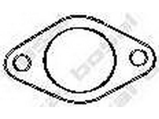 Dihtung (zaptivač) izduvne grane *2501228*