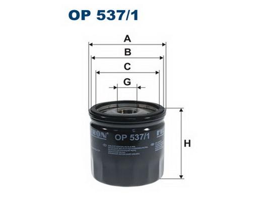 Filter ulja *2501239*
