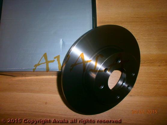 Disk točka zadnji *2504090*