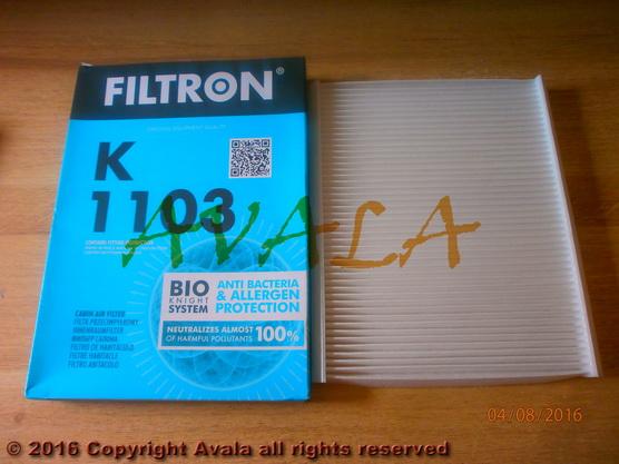 Filter kabine (klime - unutrašnjeg prostora) *2504166*