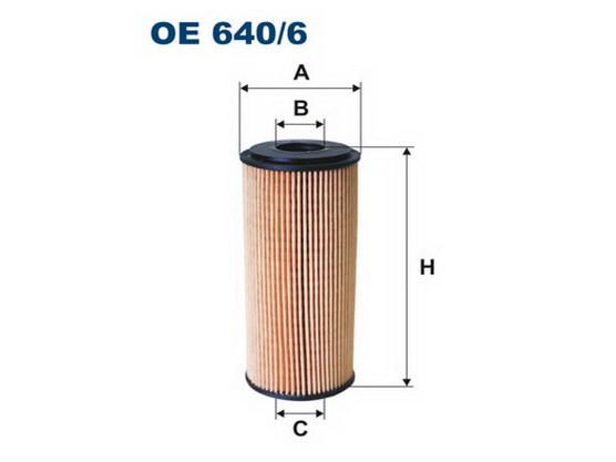 Filter ulja *2601037*