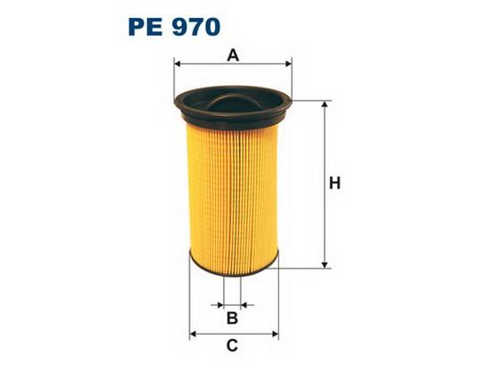 Filter goriva *2701100*