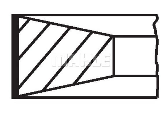 Karike (set za jedan klip) 85,00 standard *2901029*