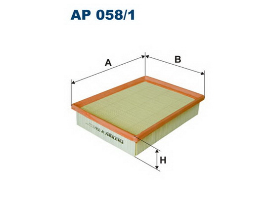 Air filter *2904130*