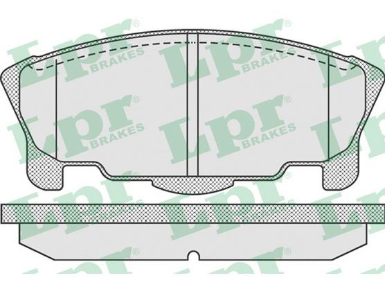 Disk pločice prednje *4304014*