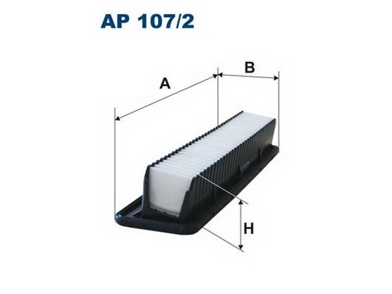 Filter vazduha *4801015*