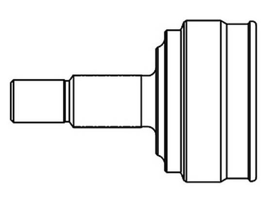Zglob homokinetički (do točka) *5204031*