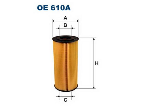 Filter ulja *6801009*